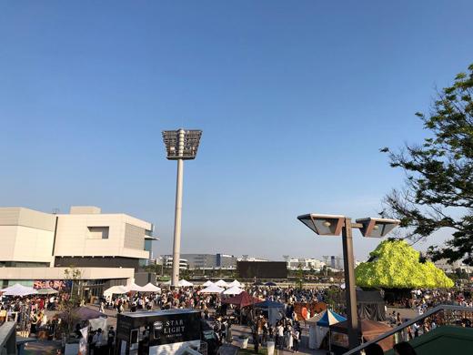 東京蚤の市、大井競馬場、ナンセンス下北沢