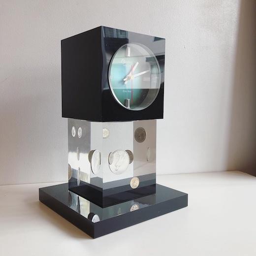 tokyotokei、東京時計、ヴィンテージ時計、置き時計、コインクロック、レトロモダン