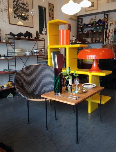 ウンボ、スペースエイジ、ミッドセンチュリー、プラスチック家具、モダンデザイン