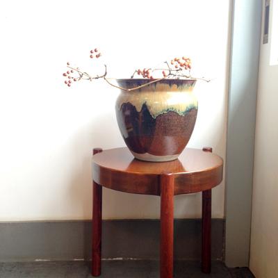 水盤、壺、民芸陶器、焼物