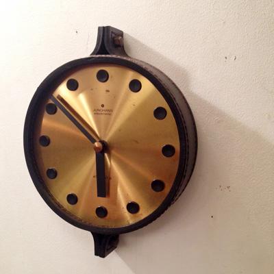 ユンハンス、時計、クロック、ヴィンテージ