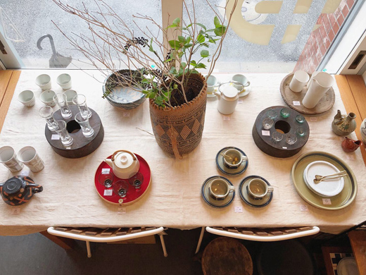 ヴィンテージ、和食器、父の日プレゼント、下北沢、インテリアショップ