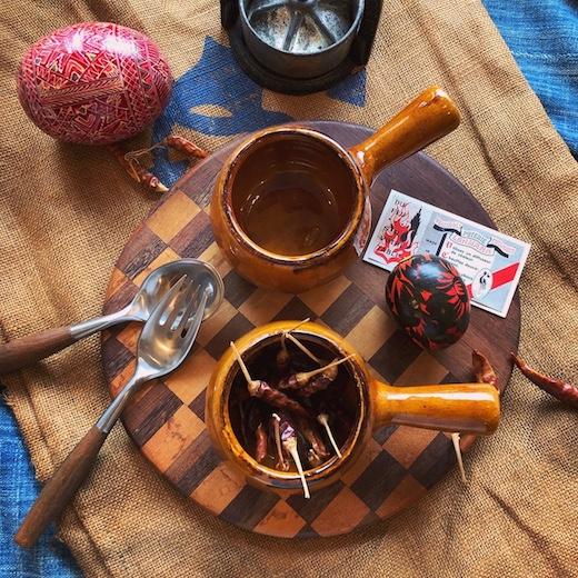 スフレンハイム、フランス陶器、耐熱陶器、片手ココット、スフレ型、ヴィンテージ陶器、オーブンウェア
