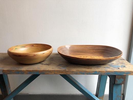 木の器、菓子鉢、ブナコ 、木工芸、千巻、漆器、ジャパニーズモダン、望月好夫