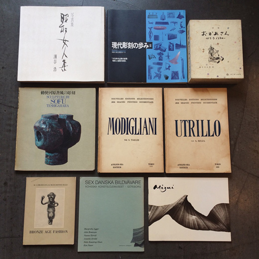 古本、アートブック、デザイン、建築、写真集、下北沢、ナンセンス下北沢