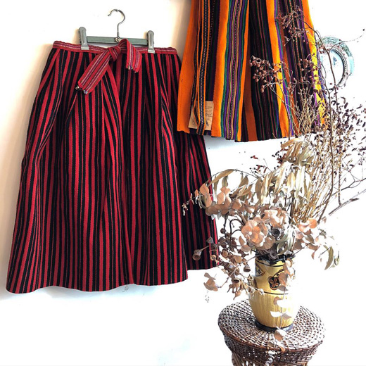 ポーランド、Opoczno地方の伝統衣装。