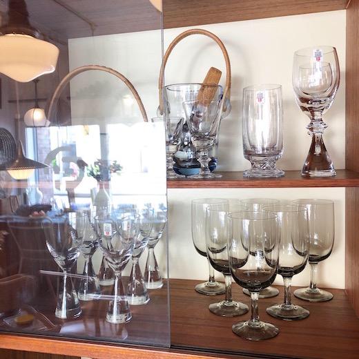ホルムガード、北欧ヴィンテージ、北欧ガラス、holmegaard、モダンデザイン