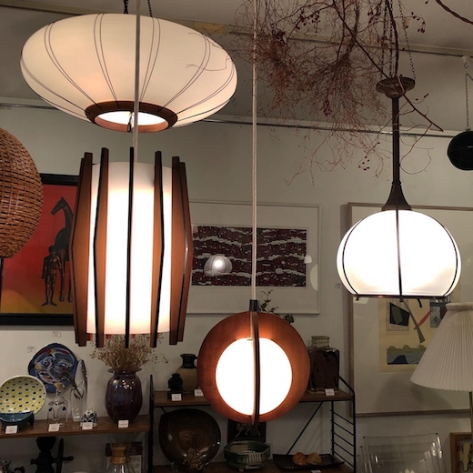 ヴィンテージ照明、和モダン、ペンダントライト、モダン照明、間接照明、山田照明
