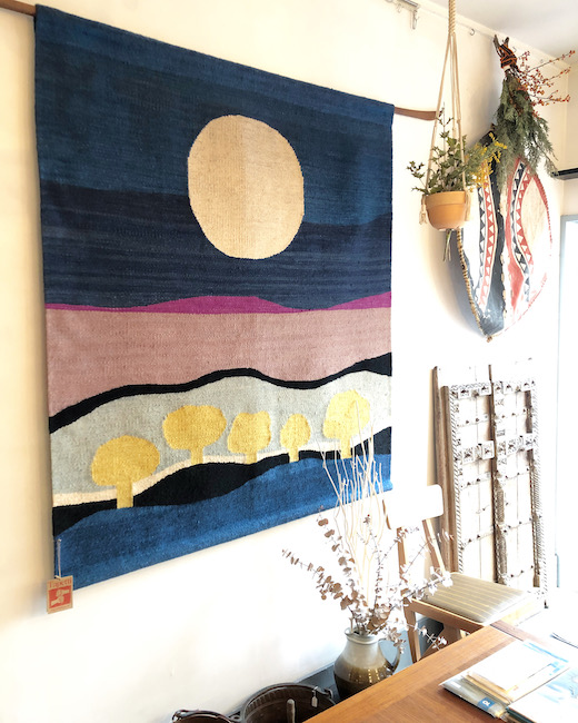 ウルグアイ、手織り、タペストリー、絵織物、プリミティブアート