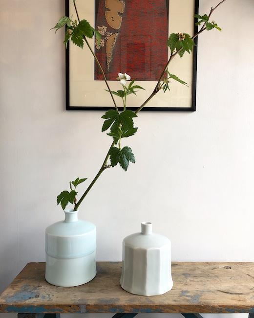 竹中浩、白磁、陶芸家、花瓶、近藤悠三、無形文化財