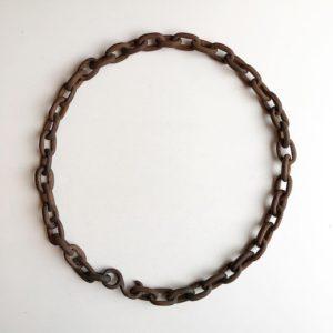 木彫り、木製鎖、チェーン、ハンドクラフト、手彫り、鎖