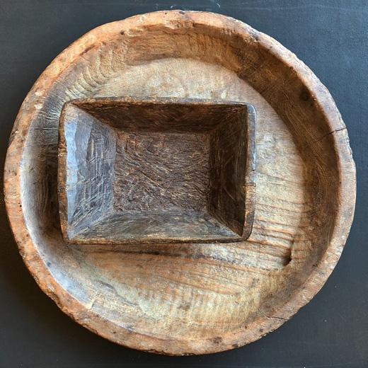 木の器、木彫り、ハンドクラフト、彫刻、アノニマス、ウッドカービング
