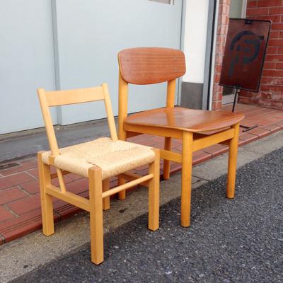 中村好文、三日月、子供椅子